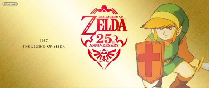 25 anos de Zelda