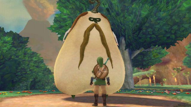 Um Kikwi gigante!?