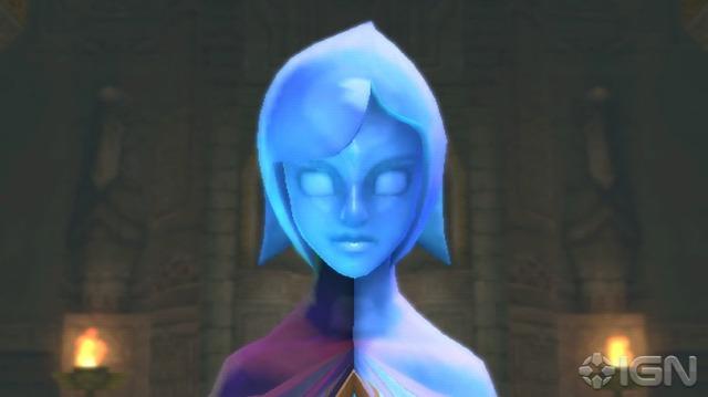 Fi olhando estranho para você. Os olhos sem pupilas são sinistros.
